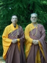 Zen Buddhist Monks