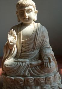 Chinese Style Buddha Varada Mudra