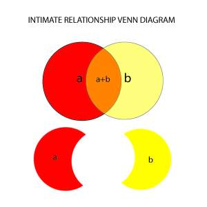 INTIMATE VENN DIAGRAM