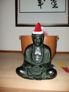 BUDDHA SANTA